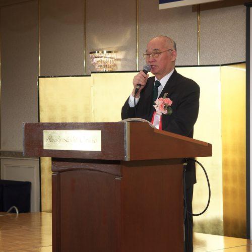 ホテルオークラ東京・名誉総料理長の大庭巖氏
