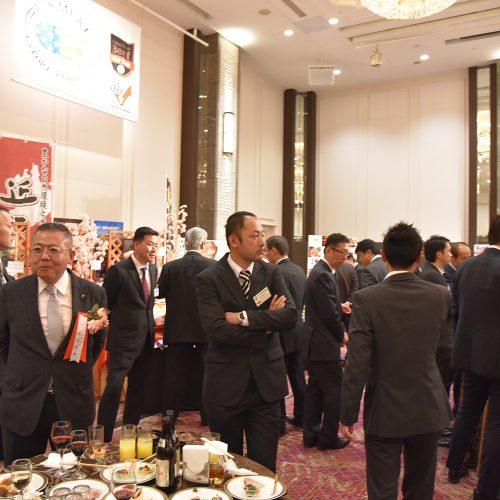 ホテル・レストラン関係者、生産者、食肉卸メーカーなど約600名のゲストをお迎えしました