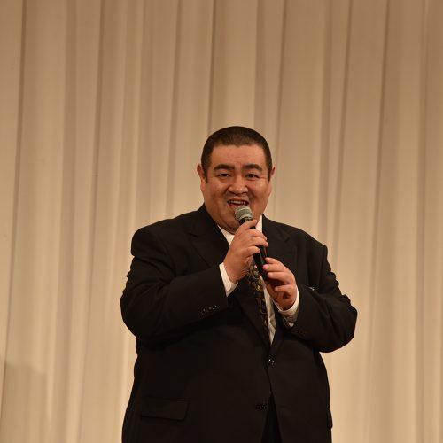副社長 森村義幸の中締めで閉会となりました